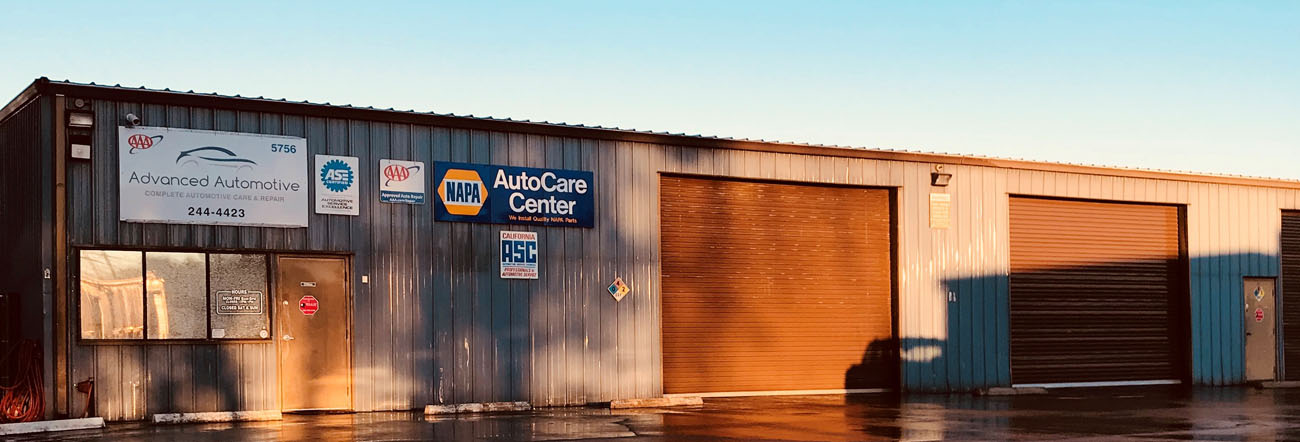 Advanced Automotive Repair Services in Redding, CA