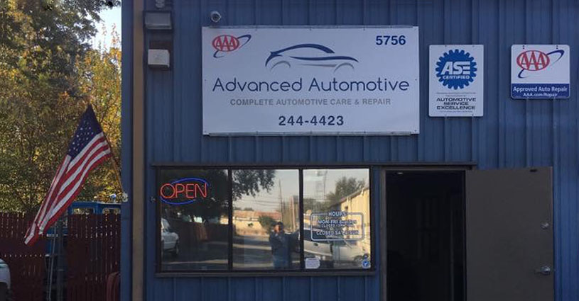 Advanced Automotive services for Redding & surrounding areas